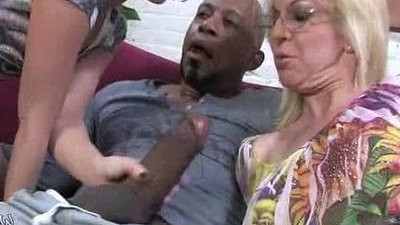 amazing   black   interracial   mom