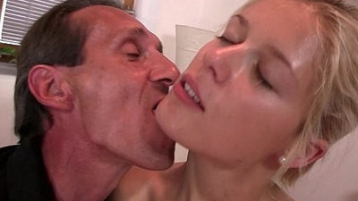blonde  horny girls  old and young