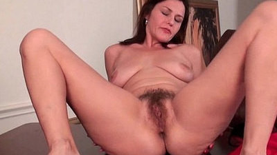 hairy pussy  mature  milf  workout