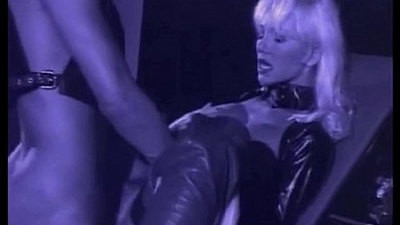 anal fucking   beautiful   blonde   latex   leather