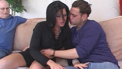 housewife   hubby   mature   seduced   younger