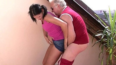 cheating   cocks   girlfriend   old and young   riding cock   sucking