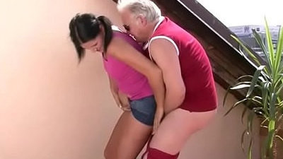 cocks  old and young  riding cock  sucking
