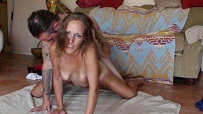 mother  son  stripping