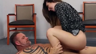 daughter   fucking   office   stepdad