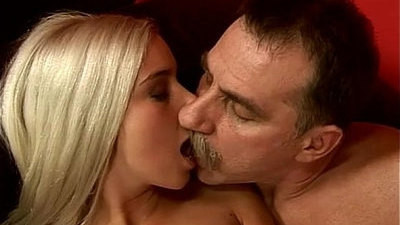 blonde  fucking  hairy pussy  old and young  stunning