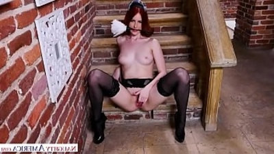 american   maid   naughty   wife