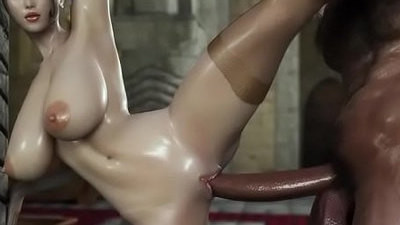 anime  ass drilling  round ass  uncensored