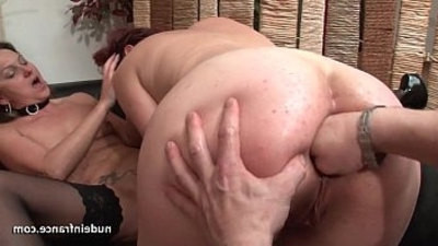 ass drilling   fisting   french   fucking   pussy   threeway