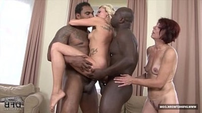 black   cum   fucking   interracial   swallow