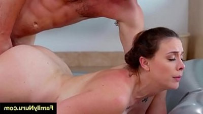 cocks   massage   shower   son   stepmom