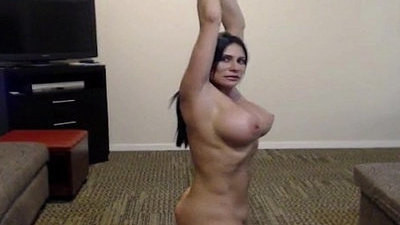 big ass   big tits   flexible   milf   naked